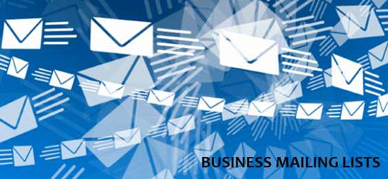 business-mailing-list